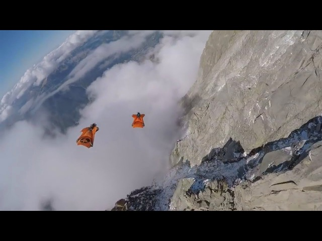 Wingsuit BASE | BSE – Killing The Light