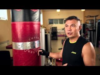 Урок 43: Костя Цзю. Как правильно боксировать / © ufcall