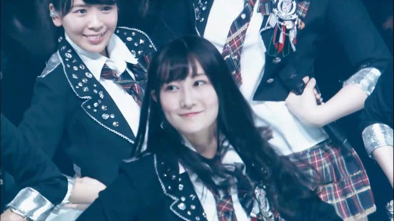NMB48 - Fuyushougun no Regret @ Yabushita Shu Sotsugyou Concert ~Istumademo Shuu no Egao wo Wasurenai~