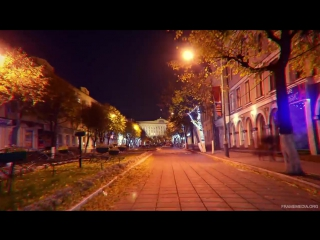 Орел Orel Russia Timelapse Hyperlapse 2014