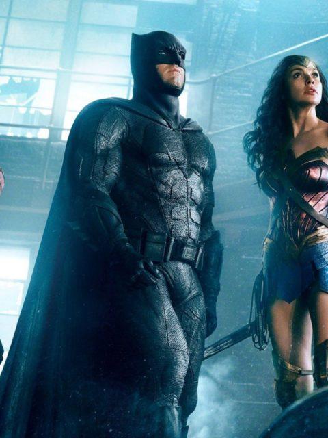 Лига Справедливости | Дата выхода: 16 ноября (2017)