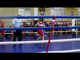 Байрамуков К. 3 раунд