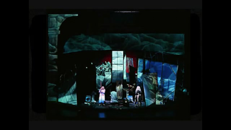 Wagner - Parsifal - P. Boulez (Bayreuther Festspiele, 2004)