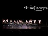 Me and my girls      джаз-фанк для детей - школа танца Divadance СПб