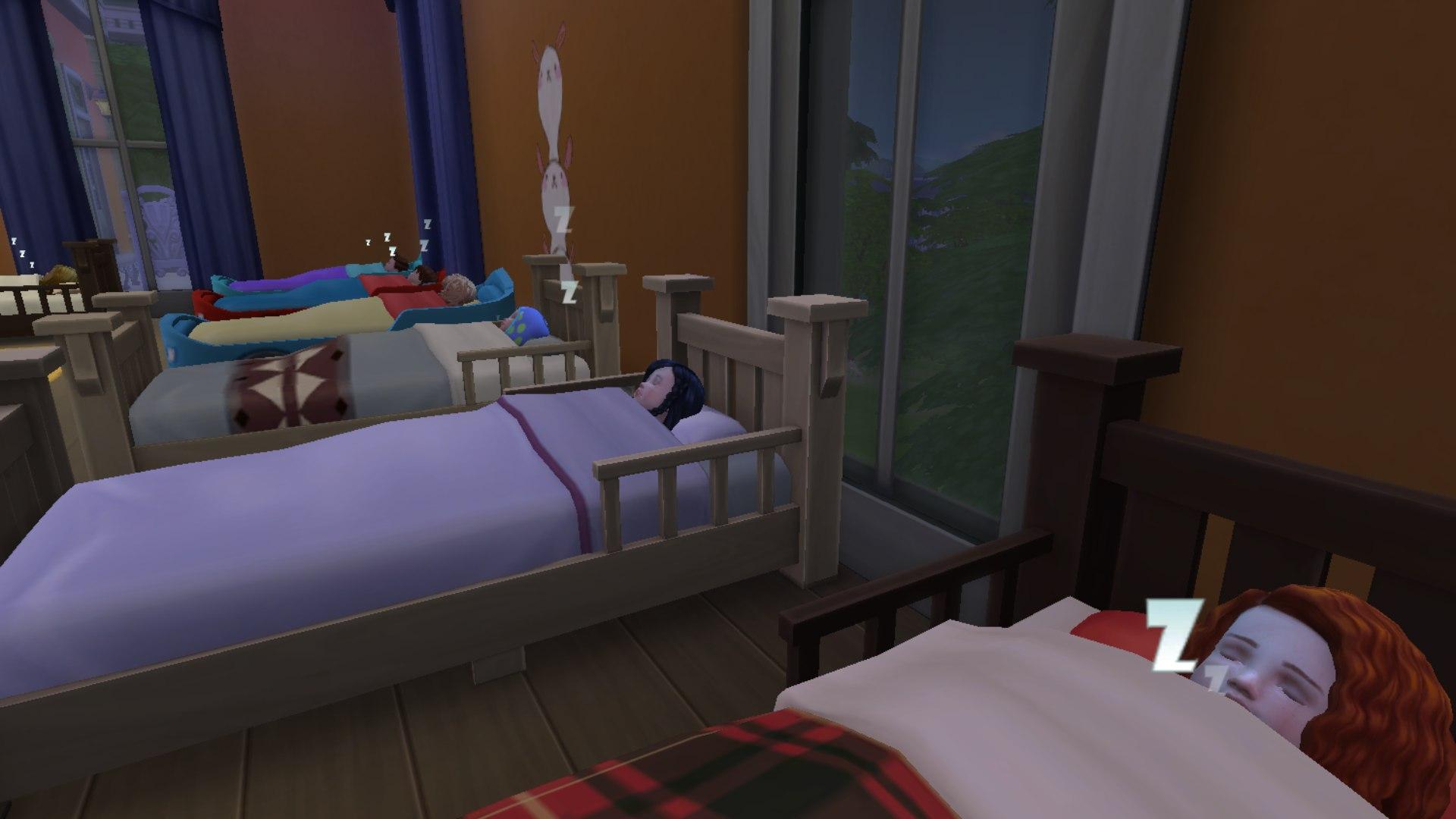 Слежка за мамой в спальне с любовником