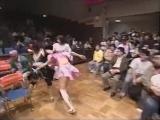 Kanako Motoya, Yasuko Kuragaki vs. Chikako Shiratori, Erika Watanabe (11/15/1998)