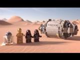 Спасательная капсула дроидов LEGO STAR WARS