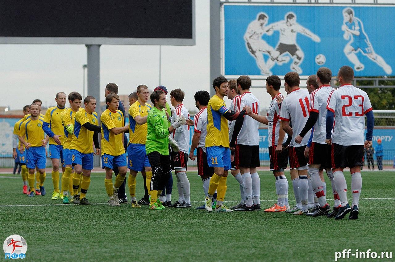 В воскресенье «Сокол» проведет финальный матч Лиги Чемпионов МО