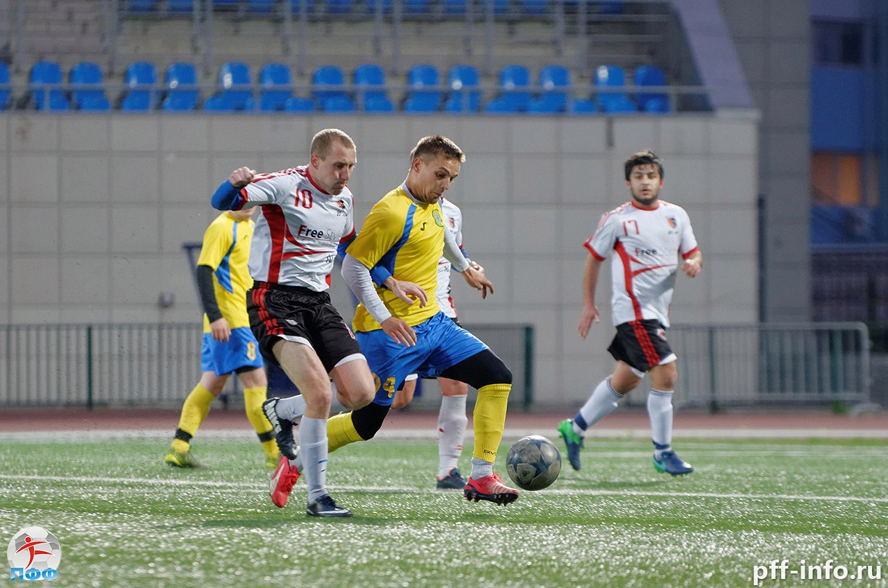 «Сокол» вышел в финал Лиги Чемпионов МО