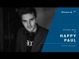 HAPPY PAUL tech house @ Pioneer DJ TV Moscow