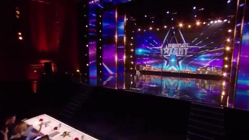 Красивое выступление Александра Магала на Шоу Талантов