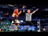 Becky Lynch vs Naomi vs Carmella vs Alexa Bliss vs Nikki Bella vs Natalya - Backlash 2016