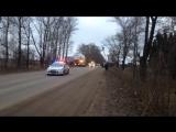Прямая трансляция с улиц Великих Лук - шлюз для Белорусской АЭС - Luki-news