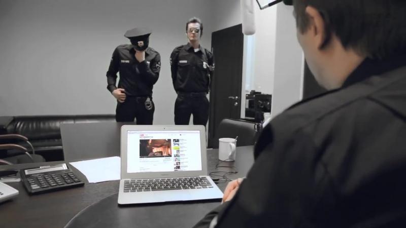 Сташевский в клубе (Полицейские будни).