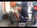 Переделываем скутер для инвалидов колясочников #2серия