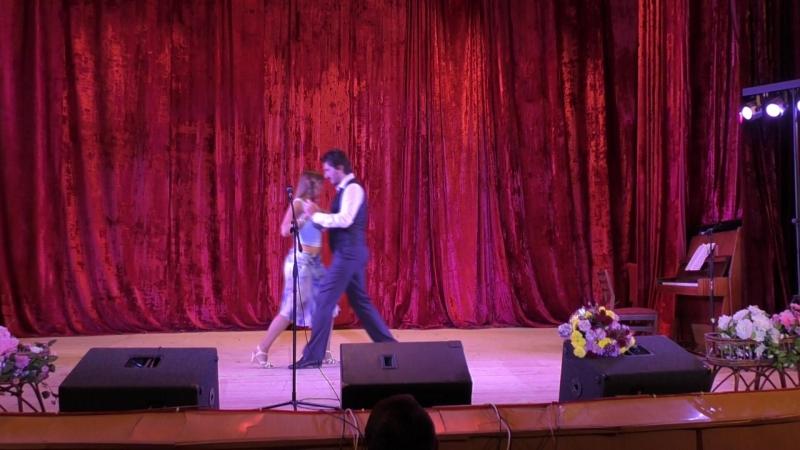 аргентинское танго,1.11.2017,г.Феодосия