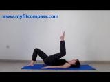 4 упражнения на все группы мышц. Короткая тренировка для всего тела