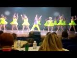 танцевальной коллектив
