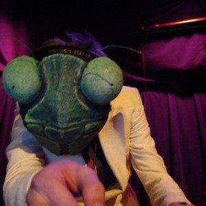 Man Mantis