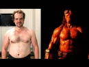 David Harbour Training for Hellboy _ Muscle Madness