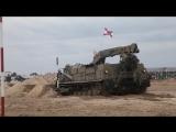 Подготовка военных инженеров к Международным этапам конкурсов «Безопасный маршру