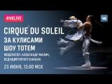#VKLive: Cirque du Soleil