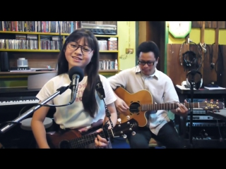 Gail Sophicha. All About That Bass Live Acoustic Cover