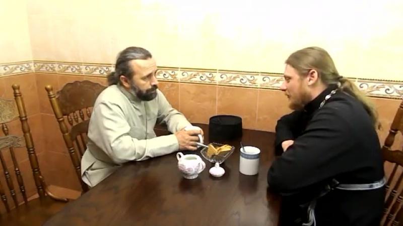 Богословие за чаем - претензии к воцерковлению