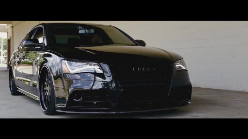 Тёмная лошадка Audi A8