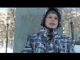 День памяти А.С.Пушкина в 48-ой! Читаем стихи поэта у его памятника.