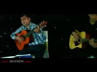 Ahmet Annaberdiyew - Gyza ynam yok (Gitara) (Official Video) HD 2017