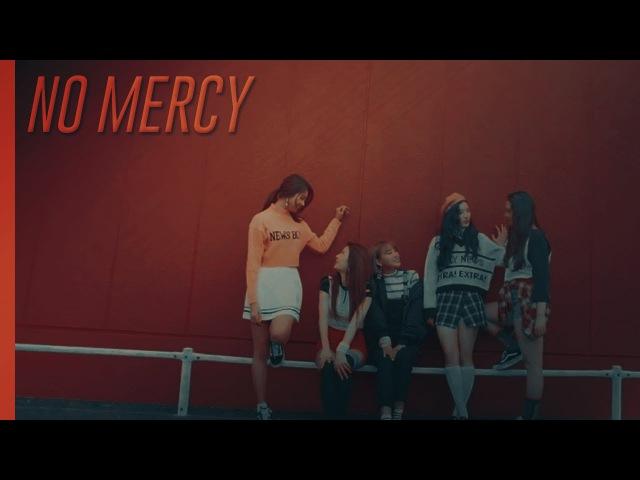 PRISTIN No Mercy ✘ fight club au