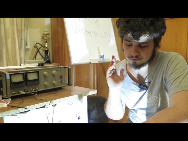 Что такое внутреннее сопротивление и емкость аккумулятора