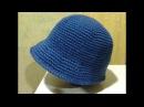 Шляпка крючком Crochet cap Amigurumi Crochet Амигуруми Одежда крючком