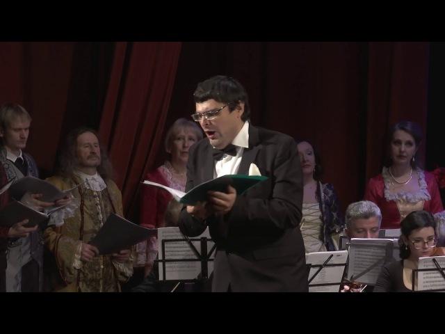 Rossini. Petite messe solennelle. 6. Quoniam. Д.Степанович. ТСМ, 23.12.2016