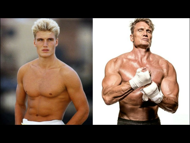 Dolph Lundgren - Best Transformation From 1 to 60 Years Old