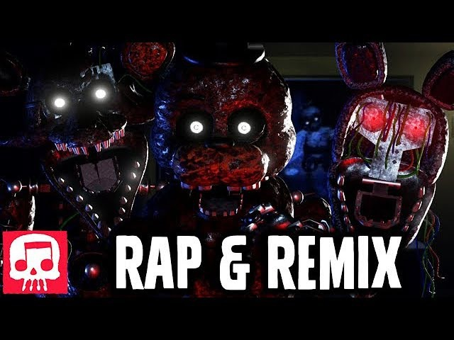 THE JOY OF CREATION SONG FNAF RAP REMIX by JT Music