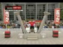 Tarmo Mitt broke the Hercules hold world record (2005 WSM final )