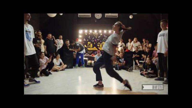 Sirop vs. Пружина I 1/8 I Hip-Hop. Oh My Style – Return 22-23 июля 2017