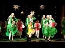 Татарский зажигательный танец ДК Домостроитель Красная Поляна Кировская область