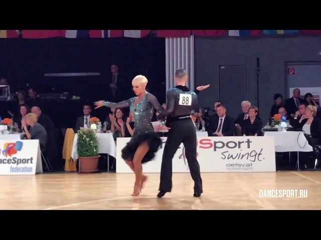 Sebesi Hunor - Jaroslava Huber, AUT, 1/4 Samba