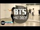 BTS MIC DROP Dance Tutorial (Prechorus, Chorus)