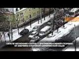 Появилось видео попытки задержания гаишника-взяточника в Уфе