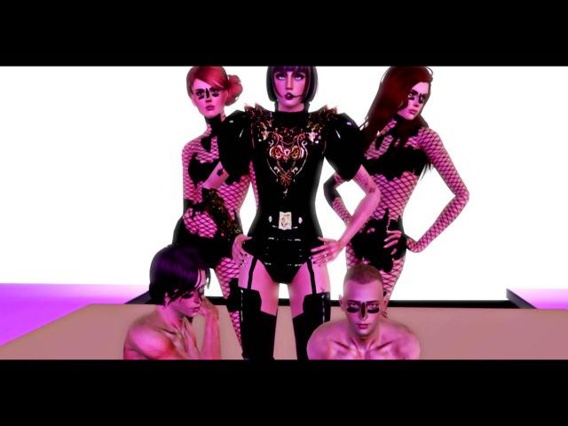 Lady Gaga Sims (Live) ALEJANDRO / TEOG / JUDAS