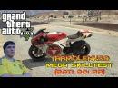GTA V Online. Mega Skill-Test Bati 801 первый глайд