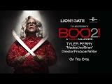 Tyler Perry Boo 2 Generic Interviews MadeaJoeBrian &amp DirectorProducerWriter - Cam A