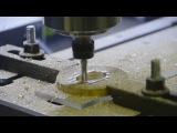Станок с ЧПУ Роутер 3020ВЗКМ: изготовление корпуса для наручных часов