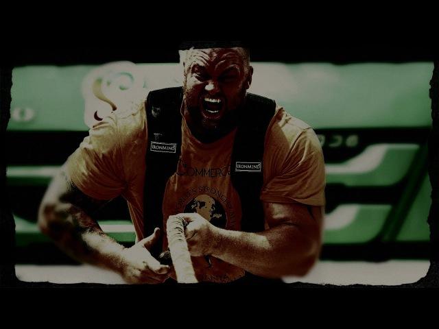 Strongman motivation 2017 - I am the beast