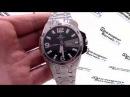 Часы Casio EDIFICE EFR-104D-1A [EFR-104D-1AVEF] - Видео обзор от PresidentWatches