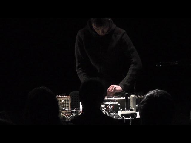 Boris Shershenkov - 10-channel live at Sound Museum